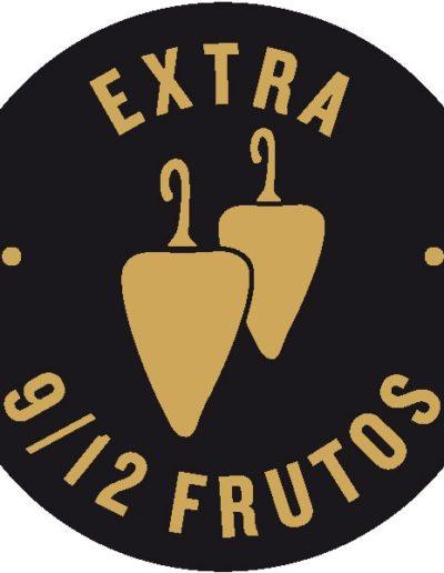 Sello Pimientos del Piquillo Extra 9-12 Frutos