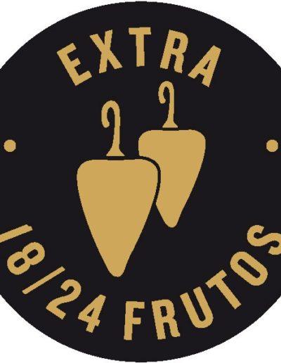 Sello Pimientos del Piquillo Extra 18-24 Frutos